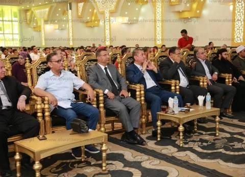 محافظ كفر الشيخ يشهد الاحتفال باليوم العالمي للشباب