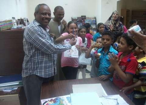 """قصر ثقافة """"الطارف""""يواصل مبادرة """"افهم.. وتعلم"""" بمشاركة الأطفال"""
