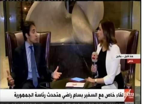 """متحدث """"الرئاسة"""" يكشف تفاصيل لقاء السيسي بحاكم دبي في بكين"""