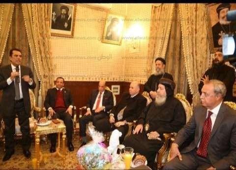 """نائب رئيس جامعة قنا: فتاوى تحريم تهنئة الأقباط بأعيادهم """"باطلة"""""""