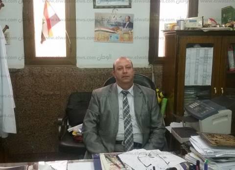 وزير الزراعة يجدد الثقة في مدير عام الطب البيطري ببني سويف