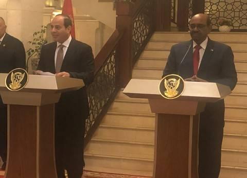 «شلتوت»: ملف «النيل» و«الإرهاب» على رأس أولويات القمة المصرية السودانية