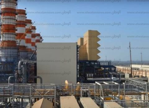 السيسي يفتتح محطة كهرباء غياضة في بني سويف بتكلفة ملياري يورو