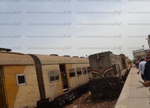 """ازدحام في محطات قطارات """"الصعيد"""" بعد أسعار البنزين الجديدة"""