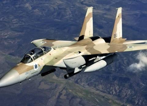 """""""العربية"""": قصف إسرائيلي على أهداف فلسطينية وسط غزة"""