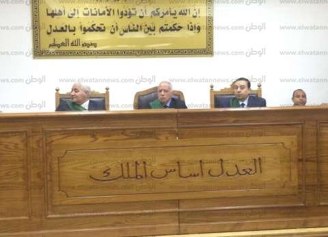 """تأجيل جلسة محاكمة المتهمين في """"داعش الصعيد"""" لـ1 سبتمبر"""
