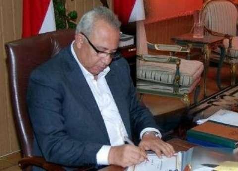 محافظ الشرقية السابق يستعد لمغادرة الديوان العام