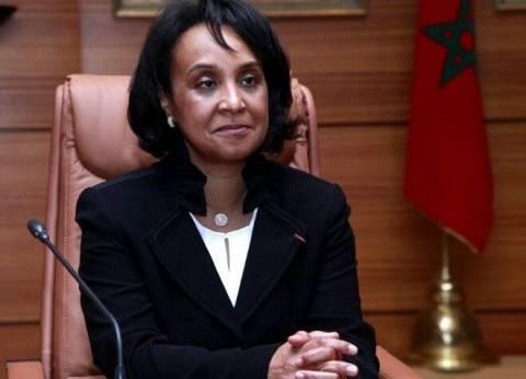 وزيرة الشئون الخارجية المغربية تصل القاهرة لحضور مؤتمر الجامعة العربية