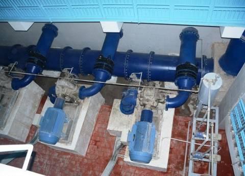 محافظ سوهاج يعلن مد 5 محطات لمياه الشرب بالكهرباء