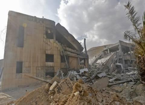 واشنطن: غازا السارين والكلور استخدما في الهجوم على دوما