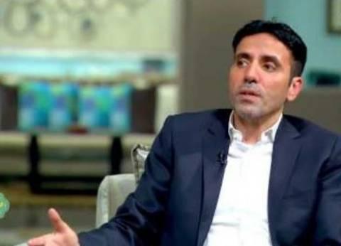 وفاة المطرب شهاب حسني بعد إصابته بأزمة قلبية