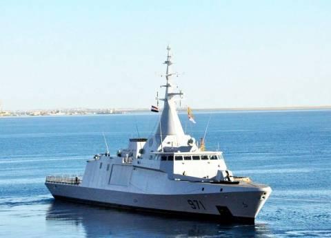 """البحرية المصرية والفرنسية تنفذان التدريب المشترك """"كليوباترا 2018"""""""