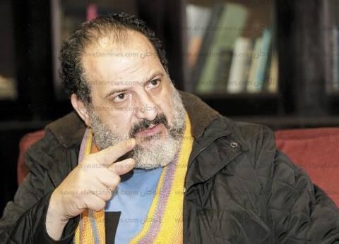 خالد الصاوى: أقسم بالله لن أتجنى على خيرت الشاطر فى «سرى للغاية» ومن يتهمنى بالتناقض «بجح»
