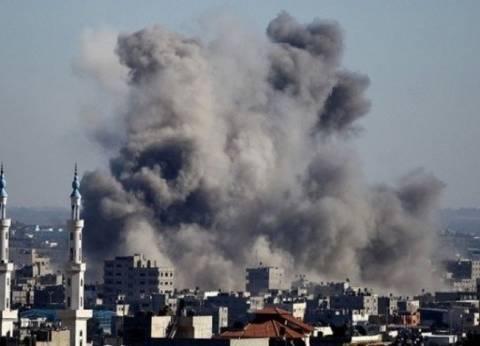 بعد 4 ساعات توقف.. طائرات الاحتلال تستأنف قصفها على غزة