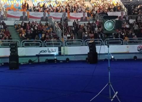 """في ختام مؤتمر """"نساء مصر"""".. الأطفال يردوون """"قالوا إيه"""""""