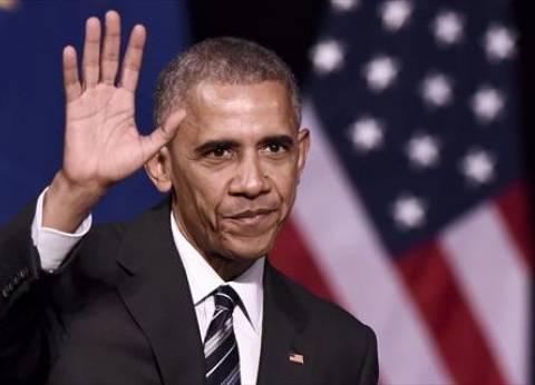 عاجل| أوباما في خطاب الوداع: يجب تشجيع اللاجئين على حب أمريكا