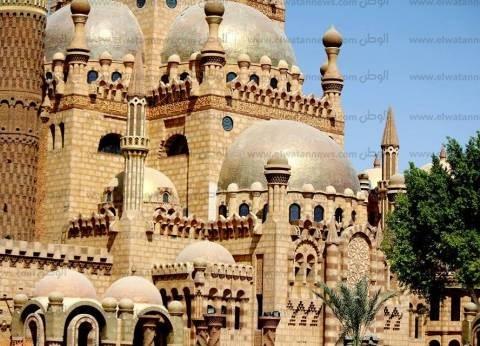 تأجيل افتتاح مسجد الصحابة بشرم الشيخ لـ24 مارس القادم
