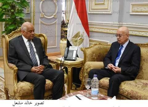 إسماعيل يشكر مجلس النواب على تعاونه مع الحكومة