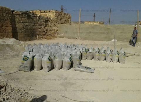 """""""زراعة القليوبية"""": توفير 7 آلاف طن أسمدة شتوية استعدادا لموسم القمح"""
