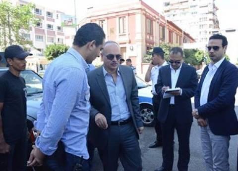 """تشديدات أمنية حول كنائس بورسعيد بعد تفجير """"الكنيسة البطرسية"""""""