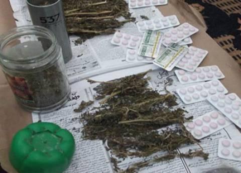 «أمن الإسكندرية» يضبط 35 قضية اتجار بالمواد المخدرة