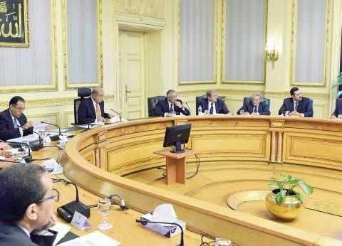 """""""الوزراء"""": استهداف المواطنين ودور العبادة فعل آثم لن ينال من قوة النسيج الوطني"""