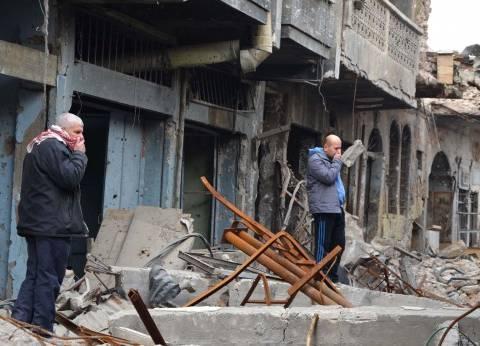 """جثث """"داعش"""" المتحللة تؤرق حياة سكان الموصل القديمة"""
