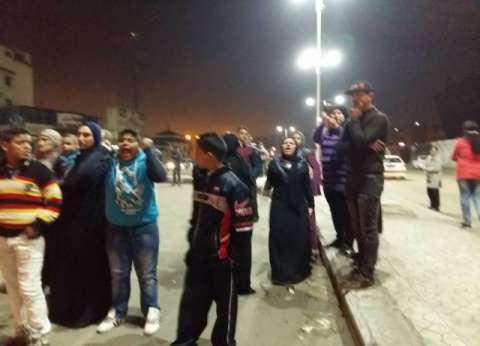 """مديرية أمن بورسعيد تنفي استخدام قنابل مسيلة للدموع في أحداث """"فاطمة الزهراء"""""""