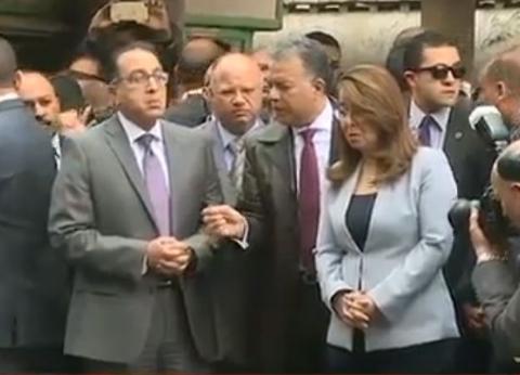 """""""التضامن"""": 80 ألف جنيه لأسرة الضحية بـ""""حريق محطة مصر"""".. و25 ألف للمصاب"""
