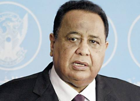 """وزير الخارجية السوداني يصف زيارة البشير لمصر بـ""""المميزة"""""""