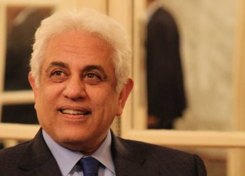 """حسام بدراوي: """"لو جبنا ميسي أو رونالدوفي الأندية المصرية لن ينجحوا"""""""