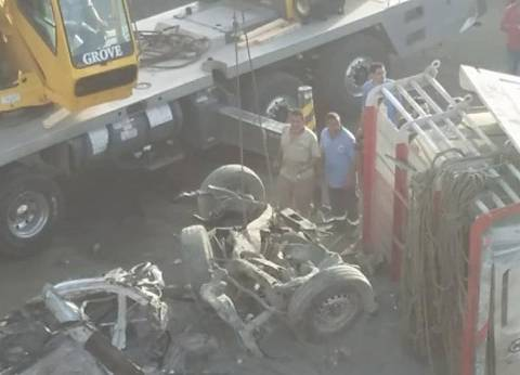 خروج 17 مصابا بحادث المنيا من المستشفى بعد تماثلهم الشفاء