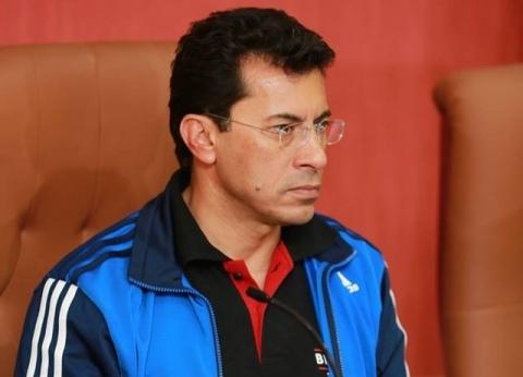 """أشرف صبحي: """"أولمبياد الطفل"""" مشروع قومي لإعداد بطل أوليمبي مصري"""
