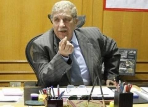 محافظ الإسماعيلية يعرض ما أنجز في ملف استرداد الأراضي على الرئاسة