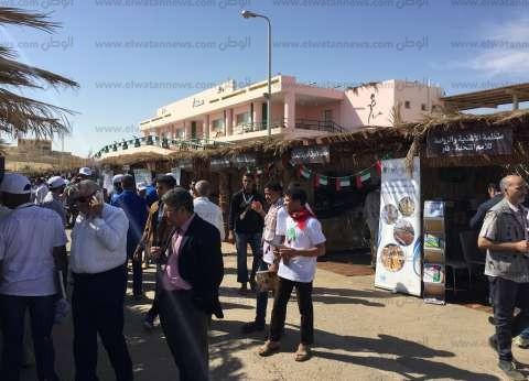 انطلاق فعاليات الدورة الرابعة لمهرجان التمور المصرية بسيوة لـ3 أيام
