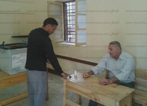 إقبال ضعيف على لجان الانتخابات في الأقصر باستثناء قرى المرشحين