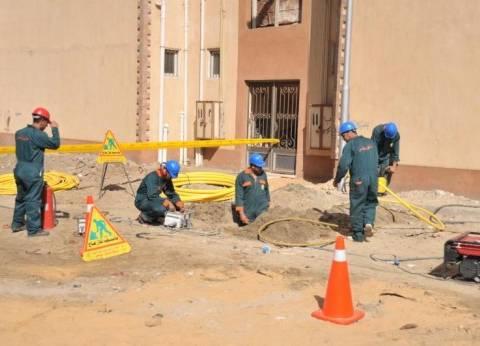 رئيس مدينة كفر الزيات: استئناف العمل بمشروع الغاز الطبيعي في الغربية