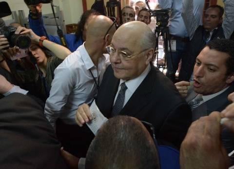 """موسى مصطفى: سعيد بنتيجة انتخابات الرئاسة.. و""""عامل احتفالية"""""""