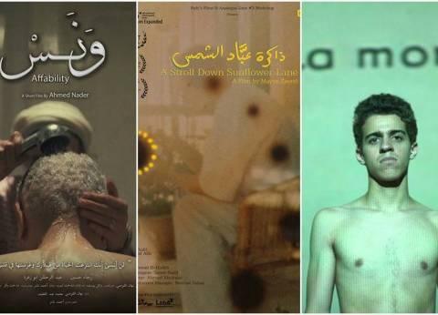 3 أفلام مصرية تشارك في الدورة الرابعة لمهرجان الإسكندرية للفيلم القصير