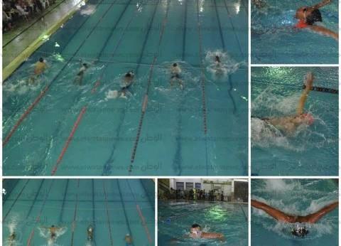 """الكنيسة تنظم بطولة للسباحة على مستوى """"المنيا"""" في مطرانية سمالوط"""