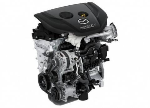 """""""مازدا"""" تعلن عن محرك بترولي انبعاثاته أقل من السيارات الكهربائية"""