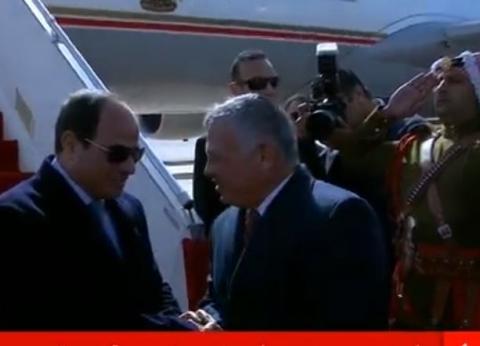 """إعلامي أردني لـ""""الوطن"""": زيارة السيسي تؤكد العلاقات القوية مع المملكة"""
