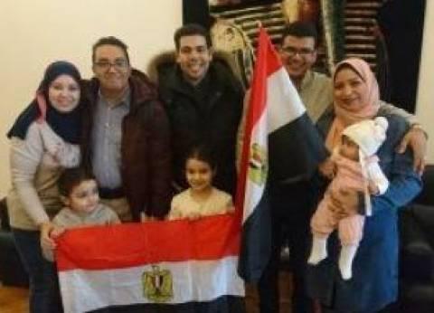 بالصور| مصريون يدلون بأصواتهم بتركيا في اليوم الثاني للانتخابات