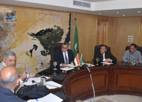 محافظ الفيوم: الرئيس مهتم بتنمية المحافظة وخطوات لإنقاذ بحيرة قارون