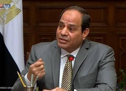 عاجل| السيسي: نسعى لتطوير التبادل التجاري بين مصر والهند