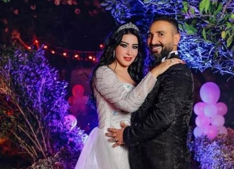 """سمية الخشاب تنفي لـ""""الوطن"""" حملها من أحمد سعد"""