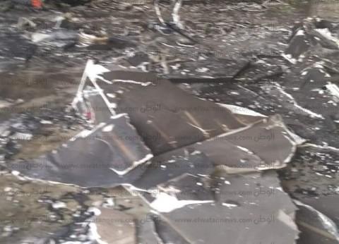 السيطرة على حريق داخل كافتيريا بالحديقة الدولية