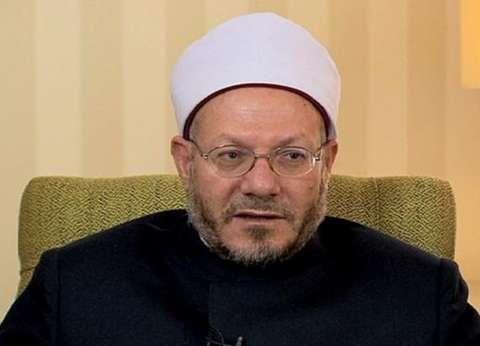 مفتي الجمهورية ينعى ضحايا حادث «حريق محطة مصر»