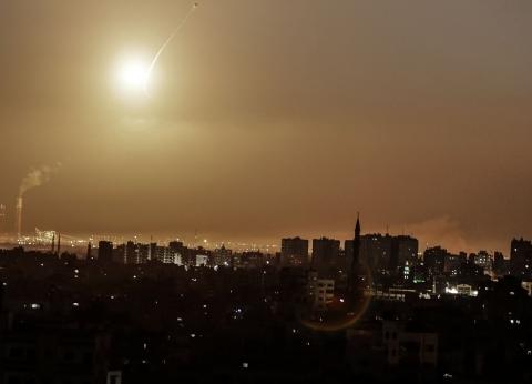 عاجل| استمرار إطلاق الصواريخ من قطاع غزة على مستوطنات إسرائيلية