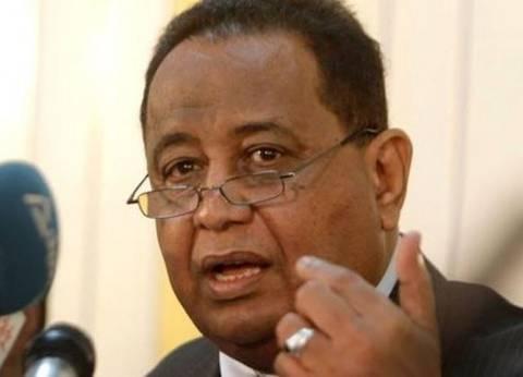 من هو وزير الخارجية السوداني المعفي من منصبه